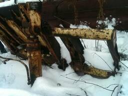 Корчеватель гидравлический к трактору Т 130, Т 170 - фото 3