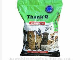 Корм для щенков и собак Thank'Q Европейское качество 10 кг -