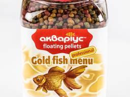 "Корм для золотых рыб ""Gold Fish Menu"" тм Аквариус"