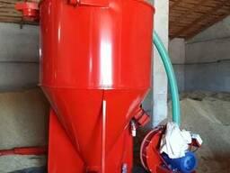 Смеситель сухих кормов 1500 кг