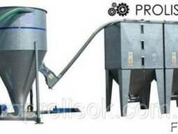 Кормосмеситель, смеситель кормов 650 кг