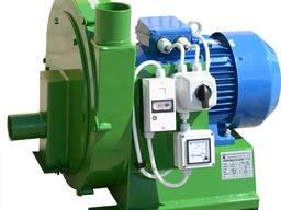 Зерноподрібнювач Всмоктувально - Нагнітальний, 500 кг / годину.