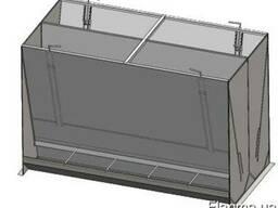Бункерная кормушка для свиней