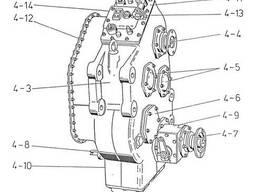 Коробка передач 325-04-0000 погрузчик L-34 Stalowa Wola