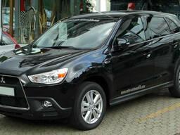 Коробка передач КПП АКПП топливный бак Mitsubishi ASX Carism