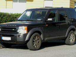 Коробка передач КПП АКПП топливный бак Land Rover Discovery