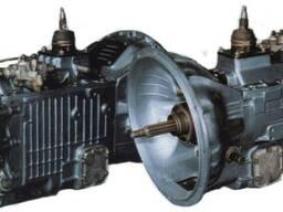 Коробка передач КПП ТМЗ-2381ВМ-1700004-40 с демультипликатор