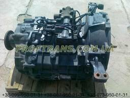 Коробка передач MAN TGL, ZF 6S800 Ecolite
