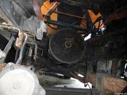Коробка передач на мусоровоз Mercedes-Benz 2222 6x4