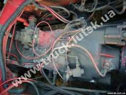 Коробка передач: VOLVO FH12 380 EURO2