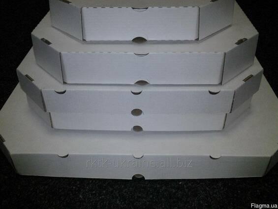 Коробка под пиццу № 30,33,35,45,50 (бурая)
