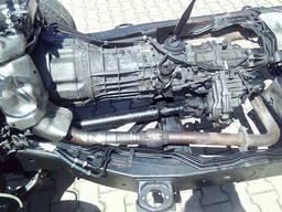 Nissan Pathfinder R51 Navara D40 Механическая коробка