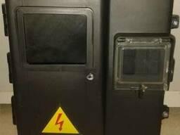 Коробка щиток бокс для однофазного счетчика в Донецке