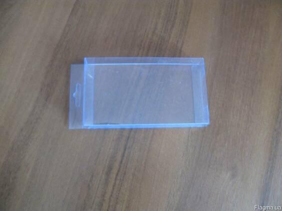 Коробка-высечка пластиковая