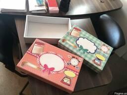 Коробки для детских вещей