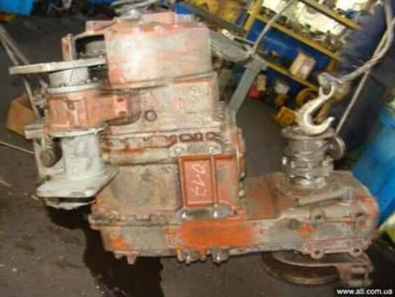 Коробки передачь ZF, YD13, У35-605, У35-606, У35-615, SB-165