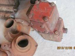 Коробочка гур трактора т-150