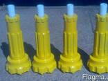 Коронки, пневмоударники Д-90, Д-110, Д-130, СОР-44,54 - фото 3