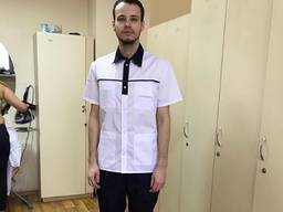 Корпоративная одежда рубашки, кофты