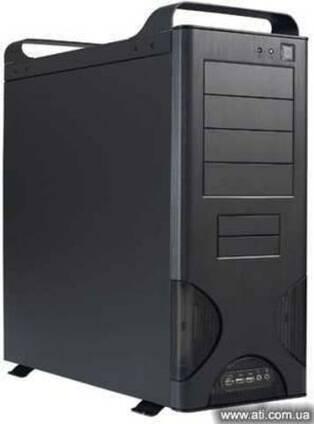 Корпус Gaming Bomb II PC61566 BLEK