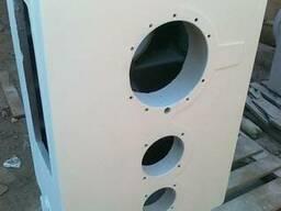 Корпус гранулятора ОГМ1. 5 литой чугунный