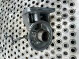 Корпус (кронштейн) масляного фильтра DAF 95 евро 2. .. - фото 3