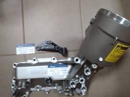 Корпус масляного фильтра, теплообменника MAN F2000 TGA