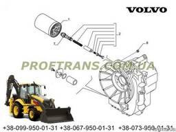 Корпус трансмиссии VOLVO BL61 PLUS вольво корпус КПП
