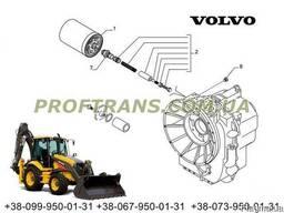 Корпус трансмиссии VOLVO BL71 PLUS вольво корпус КПП