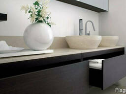 Корпусная мебель для ванной комнаты