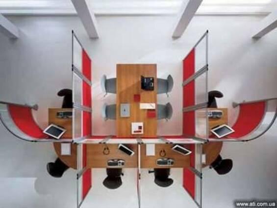 Корпусная офисная мебель стандартная типовая и по индивидуал