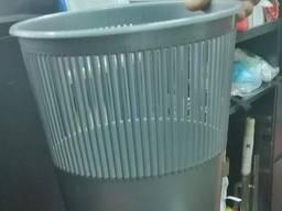 Корзина для бумаг (ведро для мусора) пластиковое