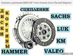 Корзина сцепления MAN DAF Volvo Scania Iveco Renault Magnum