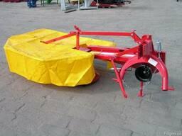 Косарка роторна з карданом та захистом
