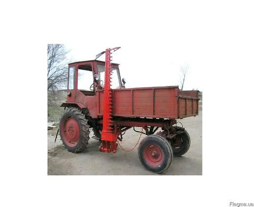 Косилка на Т-16, тракторная пальцевая(сегментна) КТП-1,8