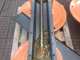 Косилка роторная КРН-1,65 с карданом - фото 4