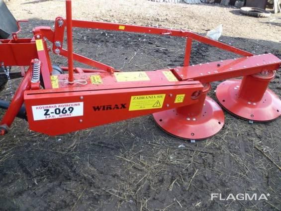 Косилка роторная Wirax Z-069 1,65м с защитой