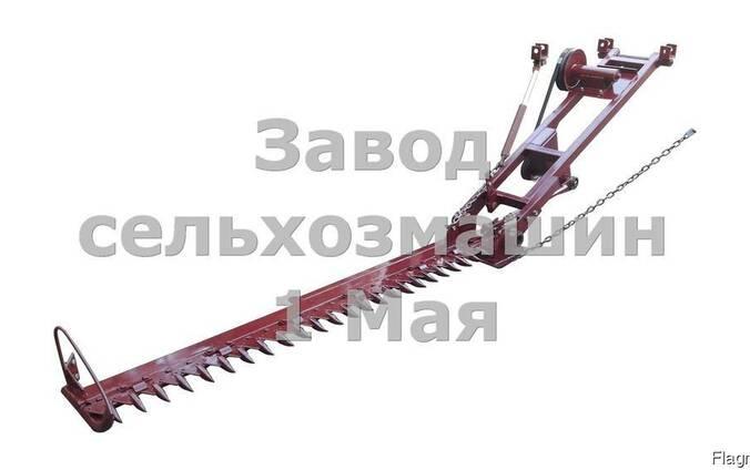 Косилка сегментная КП-1,8 на трактор Т-16