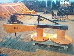 Косилка тракторная роторная карданный вал защита (польская