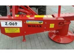 Косилка травяная роторная 1,35 м (Польша, Wirax)