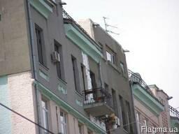 Косметический ремонт фасадов Киев, покраска стен
