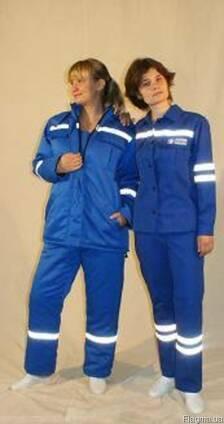Костюм д/с для скорой помощи:куртка, брюки, мужской, женский