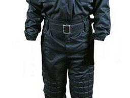 Костюм для охранных структур,черный,грета,куртка.брюки,