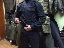 Костюм для Полиции рип-стоп, опт