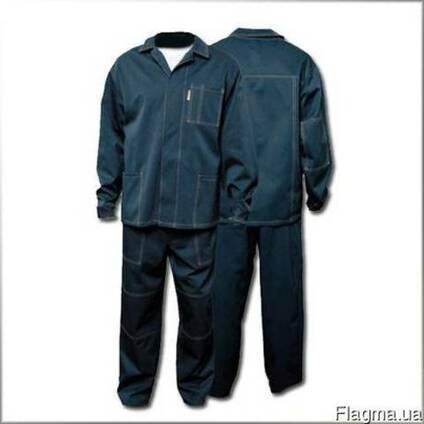 Костюм рабочий, спецодежда от производственных загрязнений