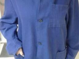 Костюм рабочий, брюки и куртка. Ткань диаганаль 100% хлопок