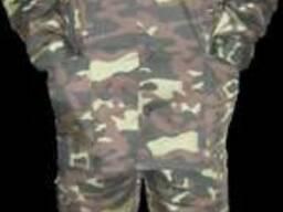 Костюм камуфлированный,рабочий, мужской, куртка, брюки