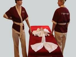 Одежда массажиста от 1 единицы любого размера на заказ