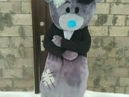 Костюм мишки Тедди, ростовая кукла