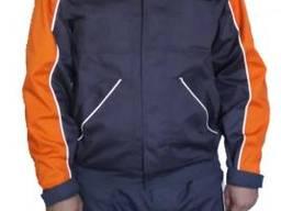 Костюм модельный ( полукомбинезон куртка)